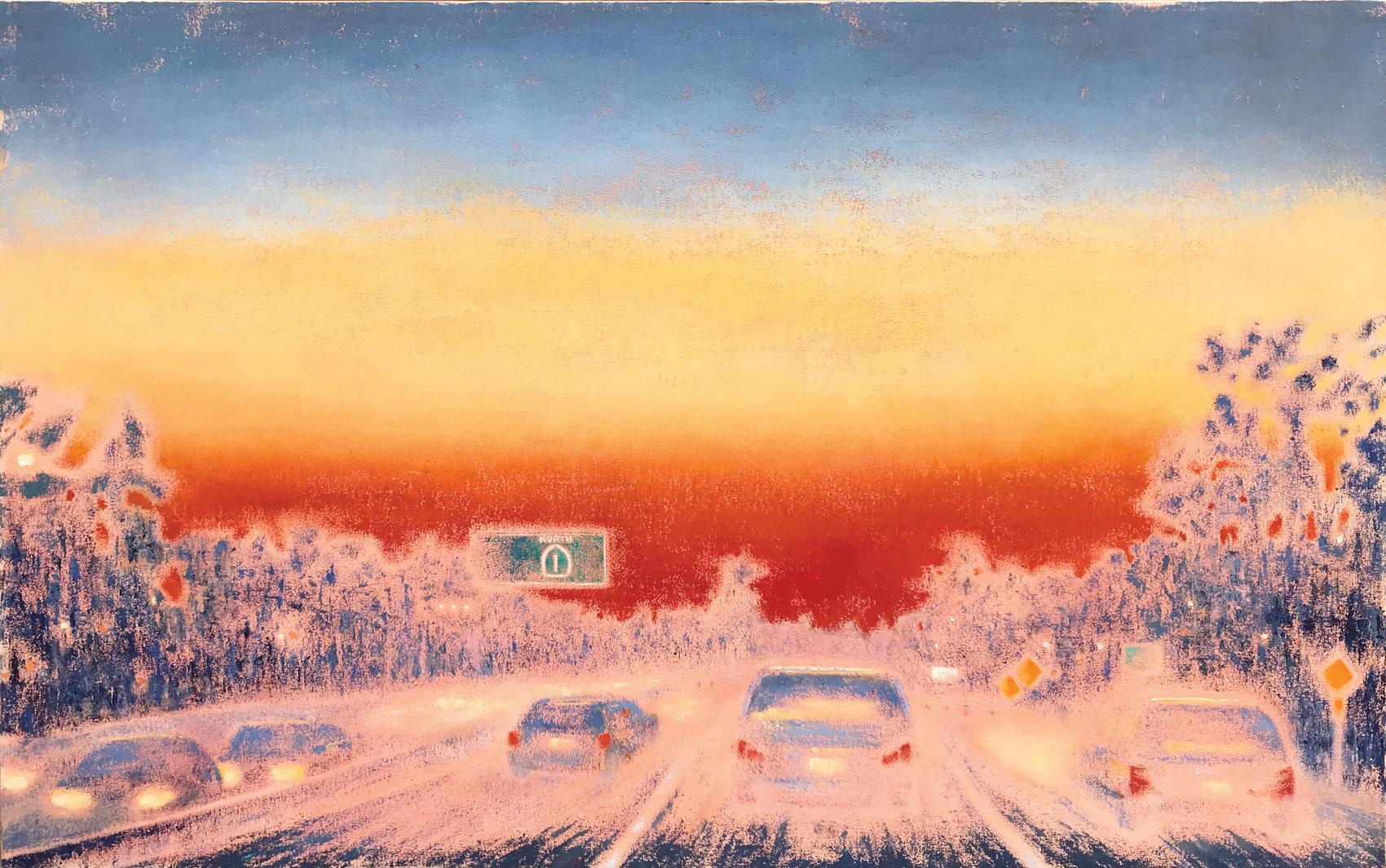 ©Gay-Summer-Rick_To-The-One_Oil-on-Canvas_30x48in_np_print