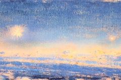 ©Gay Summer Rick_Celebration_Oil on Canvas_15x44in_NONPROPHOTO2