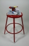Red_Stool_kevork a. cholakian