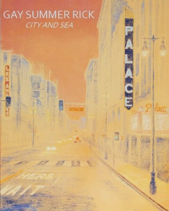 CITY AND SEA Cover